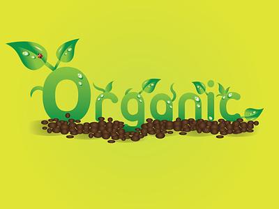 organic 1 01 green logo plants logo organica organic logo logotype logo design