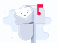 Illustration for email