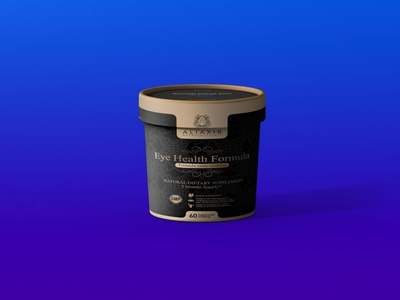 Premium Round Box Mockup logo illustration design psd mockup design free latest psd mockup premium tub mockup box round new