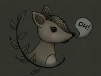 Oh deer colour