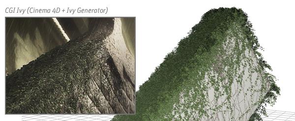 Ivy generator