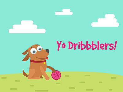 Yo Dribbblers!