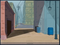 Alleyway 1923