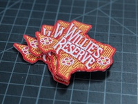 WR Texas Patch