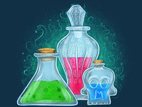 Spooky Potions