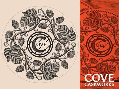 Cove Caskworks Coaster