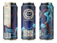 Trench Creature Black Sour Ale