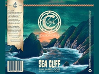 Sea Cliff Rum Barrel Gose