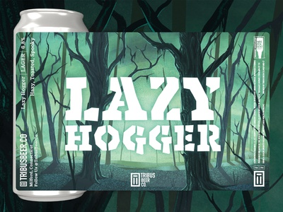 Tribus Beer Co - Lazy Hogger