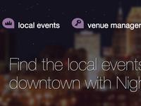 Nightlife Homepage