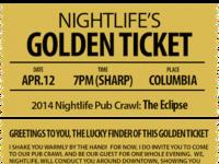 Nightlife Golden Ticket