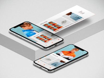 Concept - Store Fashion