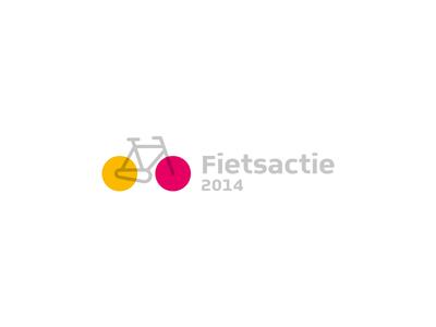 Fietsactie 2014