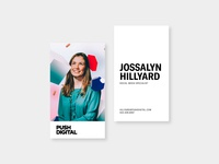 Push Digital Business Cards