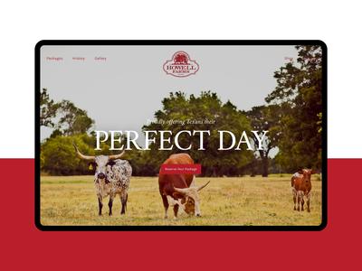 Howell Farms Website