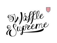 Waffle Supreme