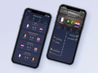 #idea | Live Score App