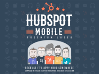 Hubspot Mobile Brew