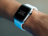 Apple Watch PSD Template Collection