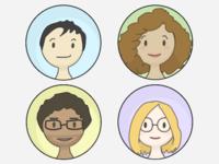 User Testing Personas