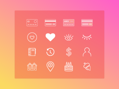 BloomNation Icon Collection