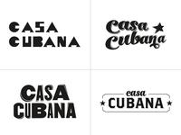 Casa Cubana -  Logo proposals