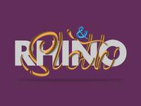 Sloth and Rhino 2