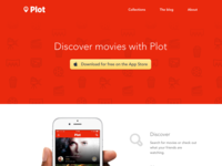 New website for Plot