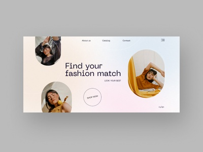 Website for fashion fashion website design concept online shop online clothing store fashion design fashion concept