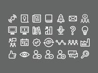 Sanofi icon kit