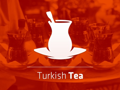 Turkish Tea Icon