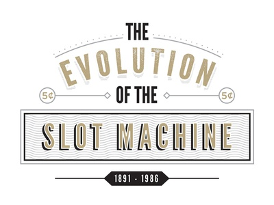 The evolution of slot machines anti-casino