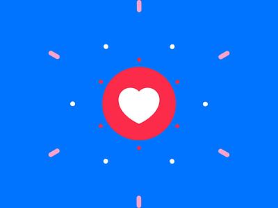 Extra Life extra life heart animation ui app mobile trivia quiz game show wtf