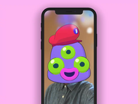 Snapchat AR Filter for Bunch