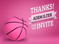 Thanks @ademilter