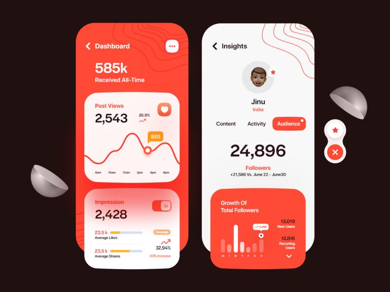 Dashboard flat graphicdesign mumbai vector web design minimal ios graph data visualization clean card interface app daily ui bigsur design system ux ui dashboard debut
