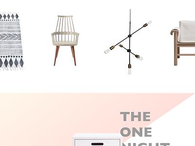 Redesign of Rum21 decore unsplash layout interior furniture commerce logo ecommerce design redesign