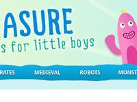 for little boys