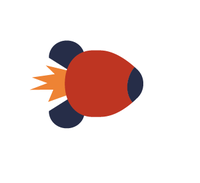 Rocket / Mouse