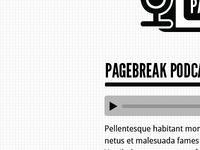 Takin' A Break...
