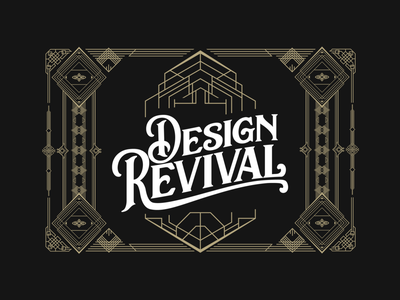 Design Revival 2020 church branding church design church conference webdesign ux ui branding design logo illustration vector