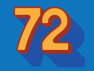 '72 - Beginning