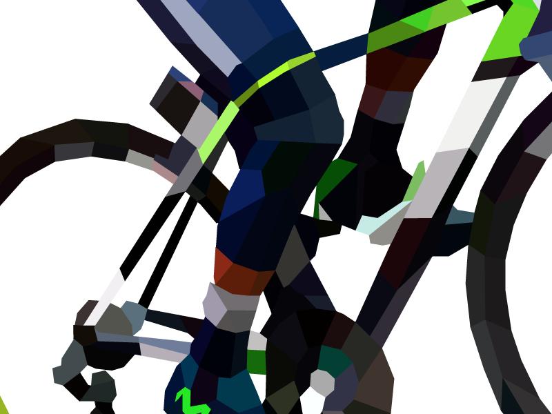 Quintana cyclists