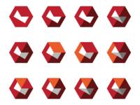 Kosmograd logo, explorations