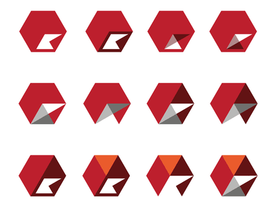 More logo explorations