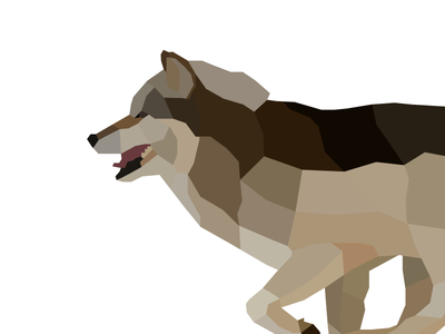 Cav Wolf vectoraday wip
