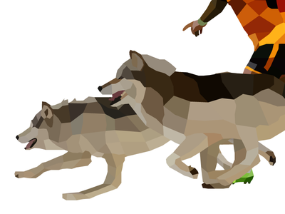 Cav Wolfpack vectoraday wip