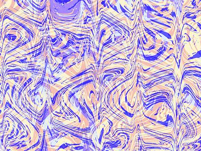 Digital Water Marbling texture trippy digital marbling watermarbling