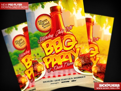 BBQ Party Flyer Template PSD cookout flyer cookout flyer template cookout flyer psd cookout flyer template psd cookout flyer template free cookout flyers design cookout flyer ideas company cookout flyers compton cookout flyer sample cookout flyer