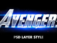 AVENGER LAYER STYLE